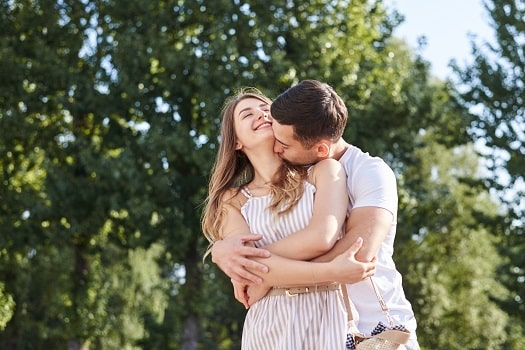 The Secret Psychology of How A Man Falls In Love. How To Attract Love.