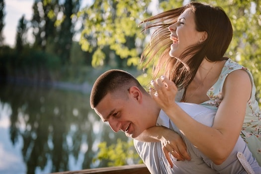 Find Lasting Love & Romance. How A Guy Falls In Love. Happy Relationship.