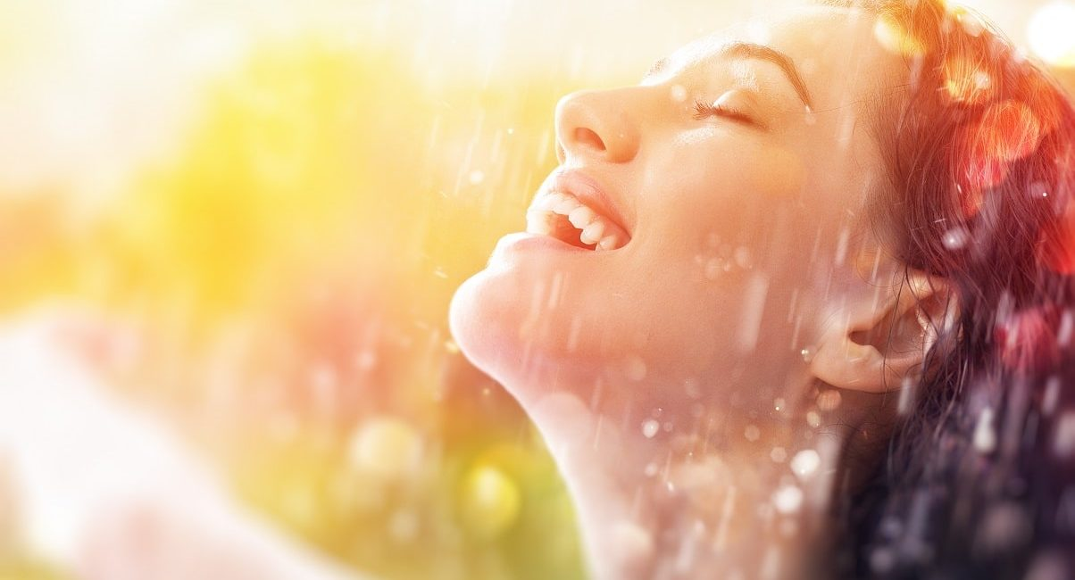 Receive Showers of Blessings From Spirit